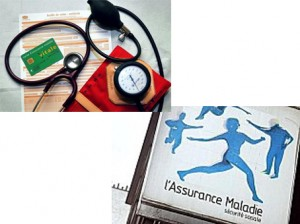 L'assurance maladie de Paris