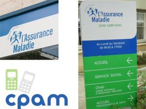 CPAM assurance maladie